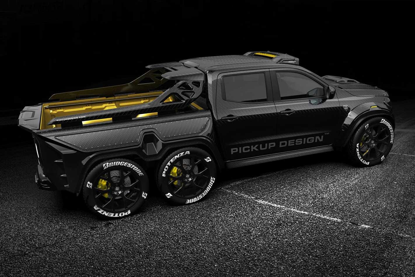 carlex design envisions mercedes benz  class  track safety ute
