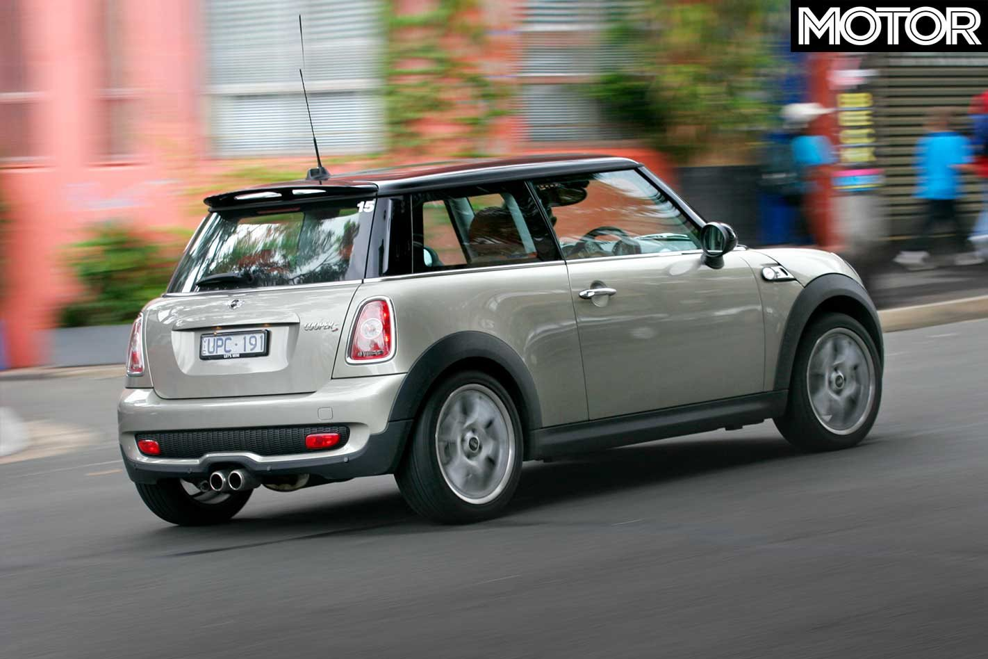 2007 Mini Cooper S Performance Review Classic Motor