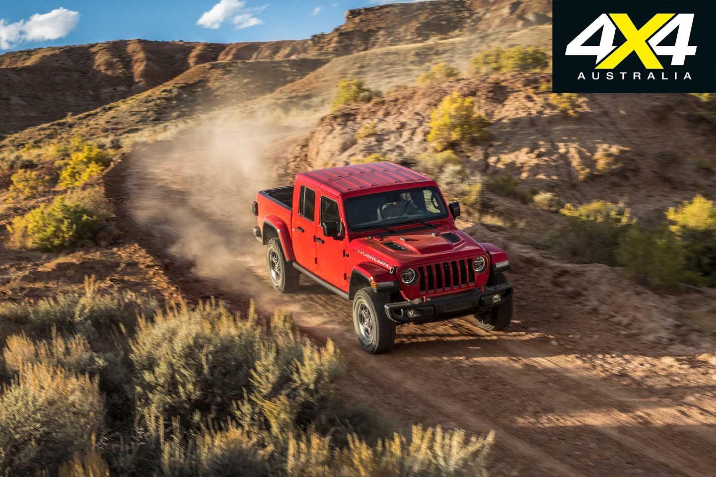 Jeep Gladiator Hercules Rumoured