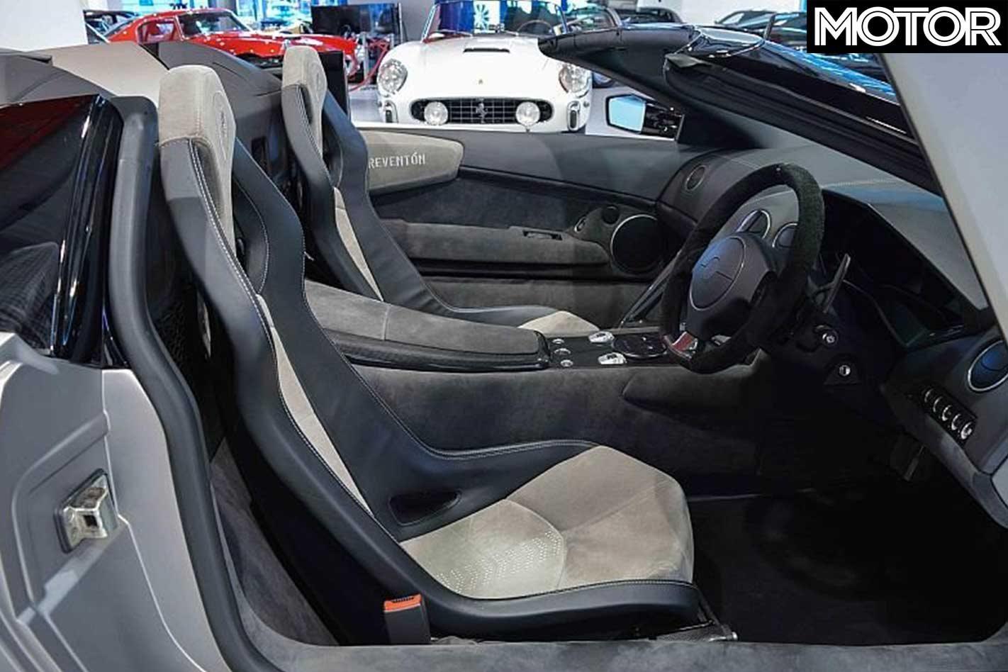 Ultra Rare Rhd Lamborghini Reventon For Sale