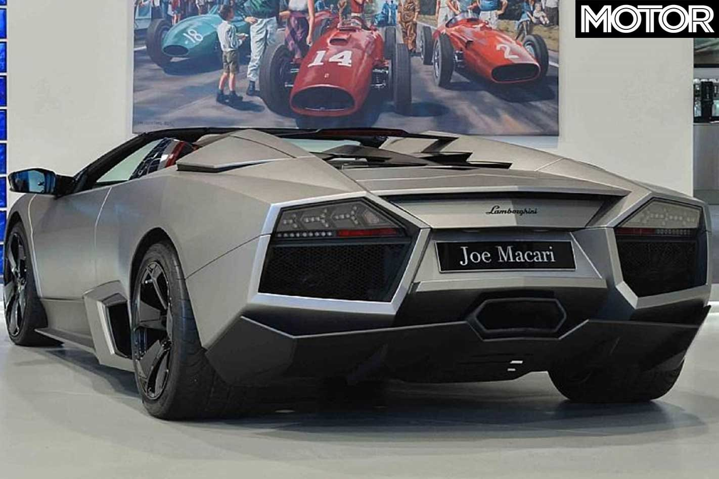 Ultra Rare Rhd Lamborghini Reventon For Sale