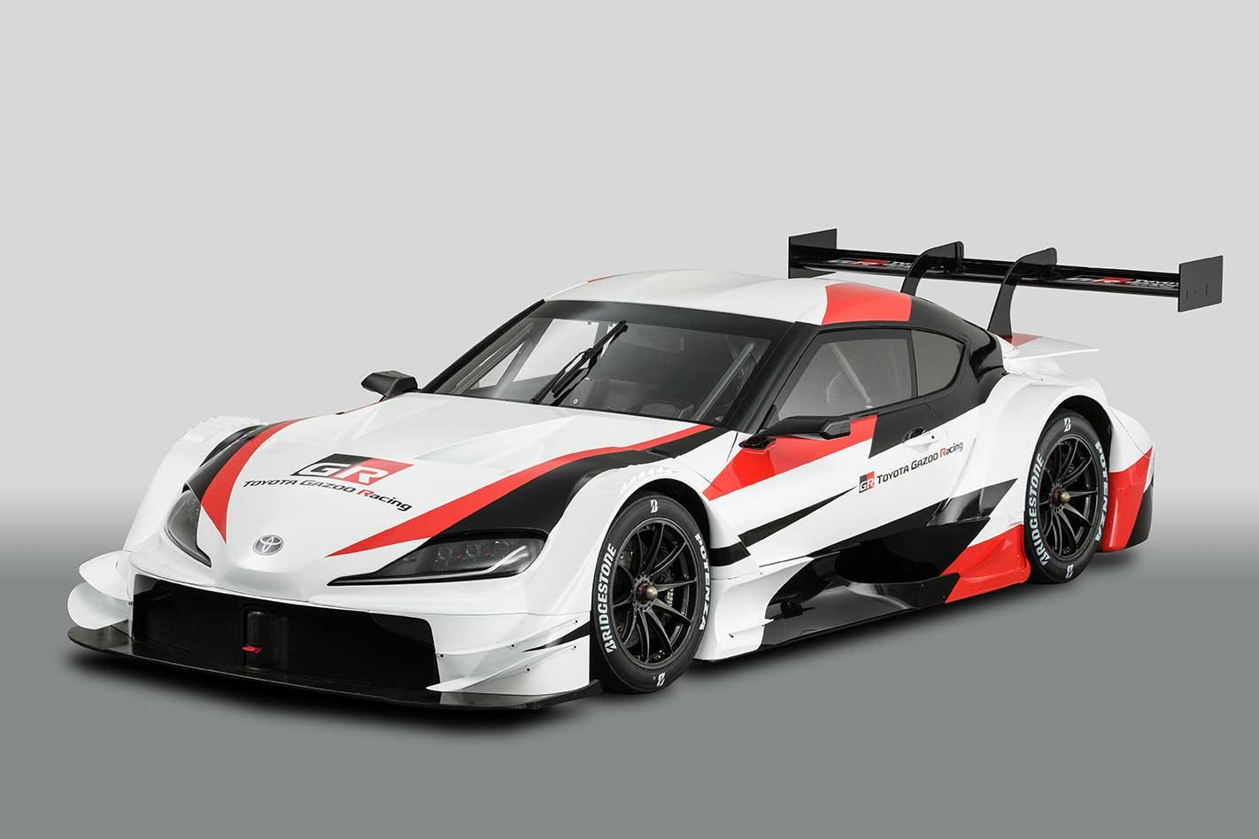 Tokyo Auto Salon 2019: Toyota Supra to join Super GT race ...