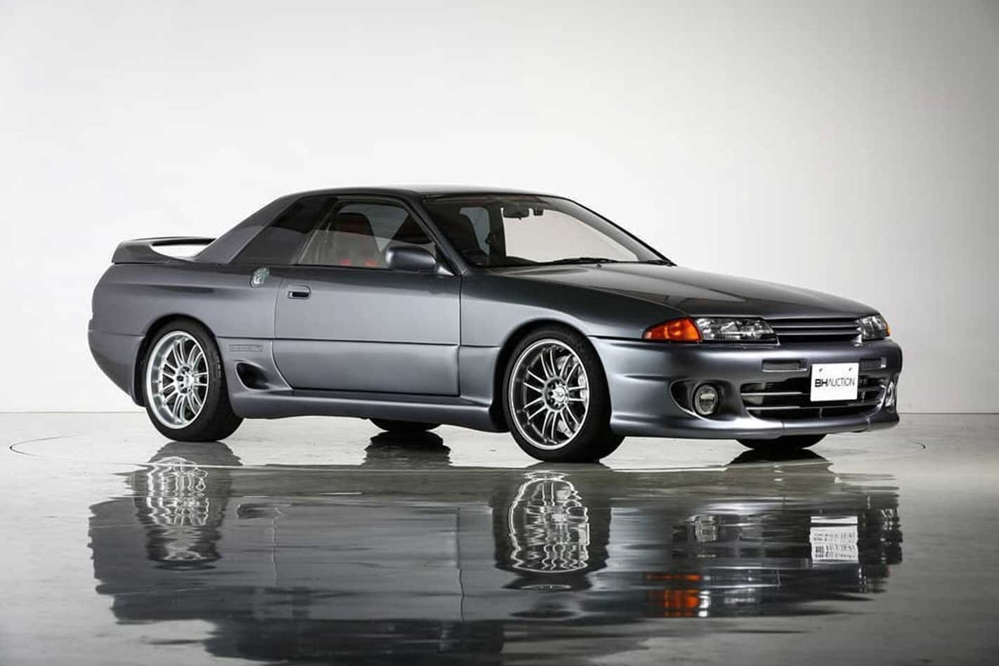 Rare 1993 Hks Zero R R32 Skyline Coming To Melbourne After Auction