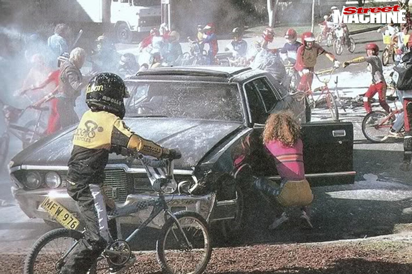 BMX Bandits (1983) - Ripper Car Movies