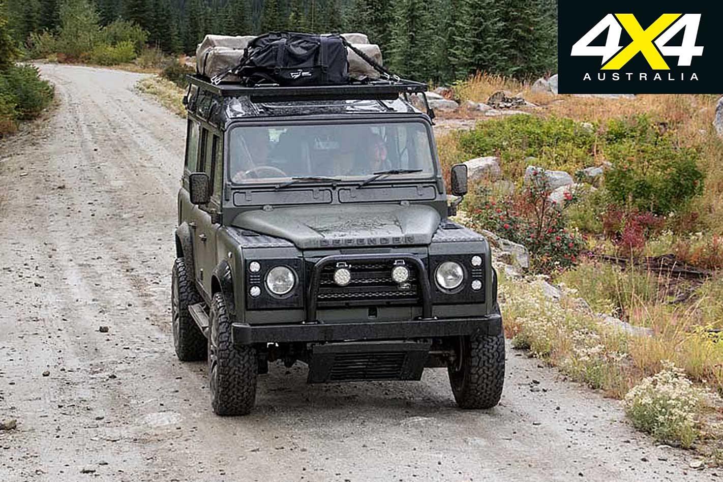 Custom Cummins-powered 1988 Land Rover Defender 110 review