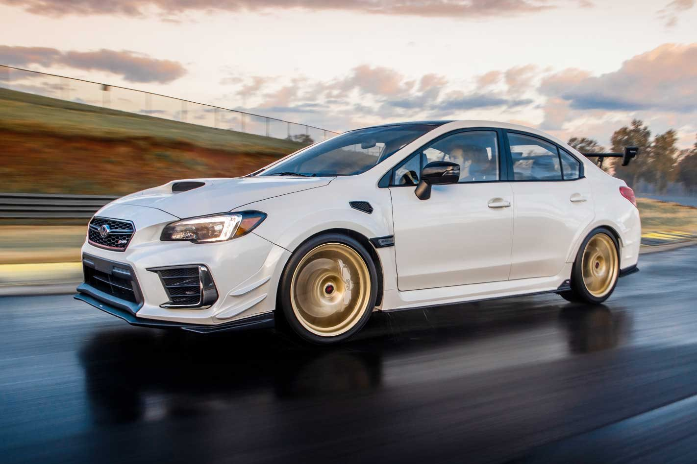 2019 Detroit Auto Show: Subaru WRX STI S209 revealed