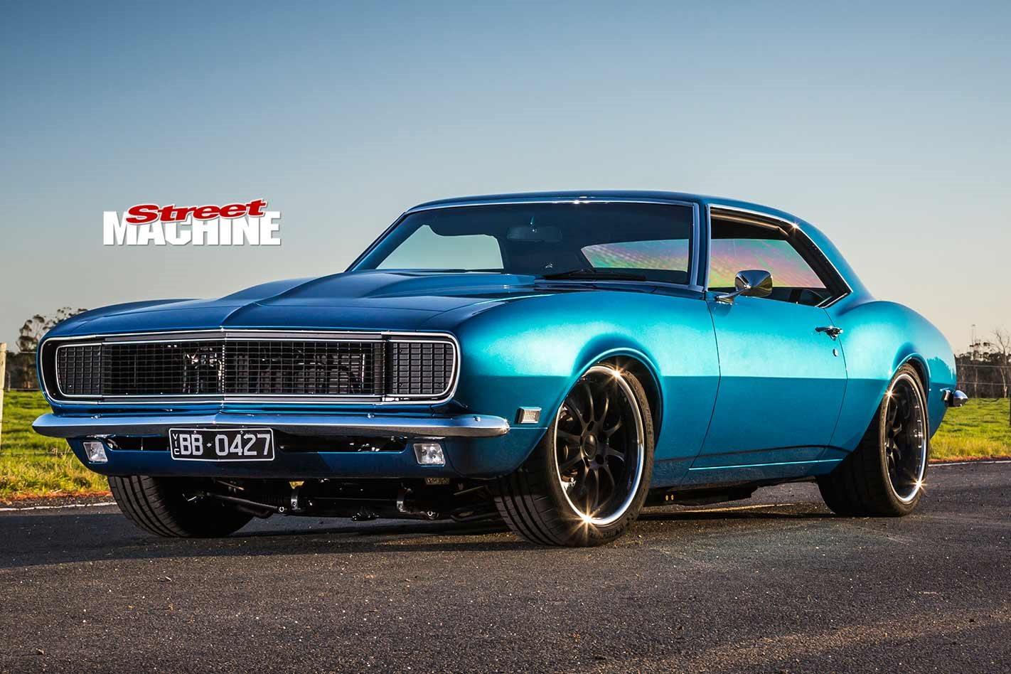 Pro Touring Camaro >> Big Block Pro Touring 1968 Chevrolet Camaro