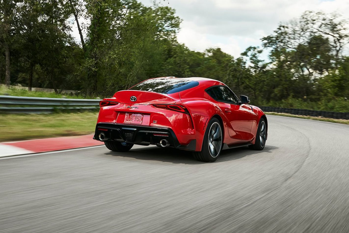 Why is Australia so far behind the curve on Toyota Supra pricing?