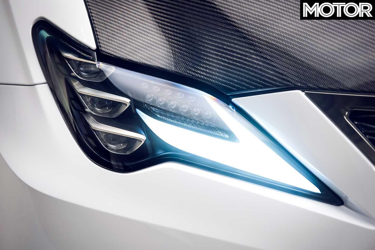 2019 Detroit Auto Show: Lexus RC F Track Edition revealed