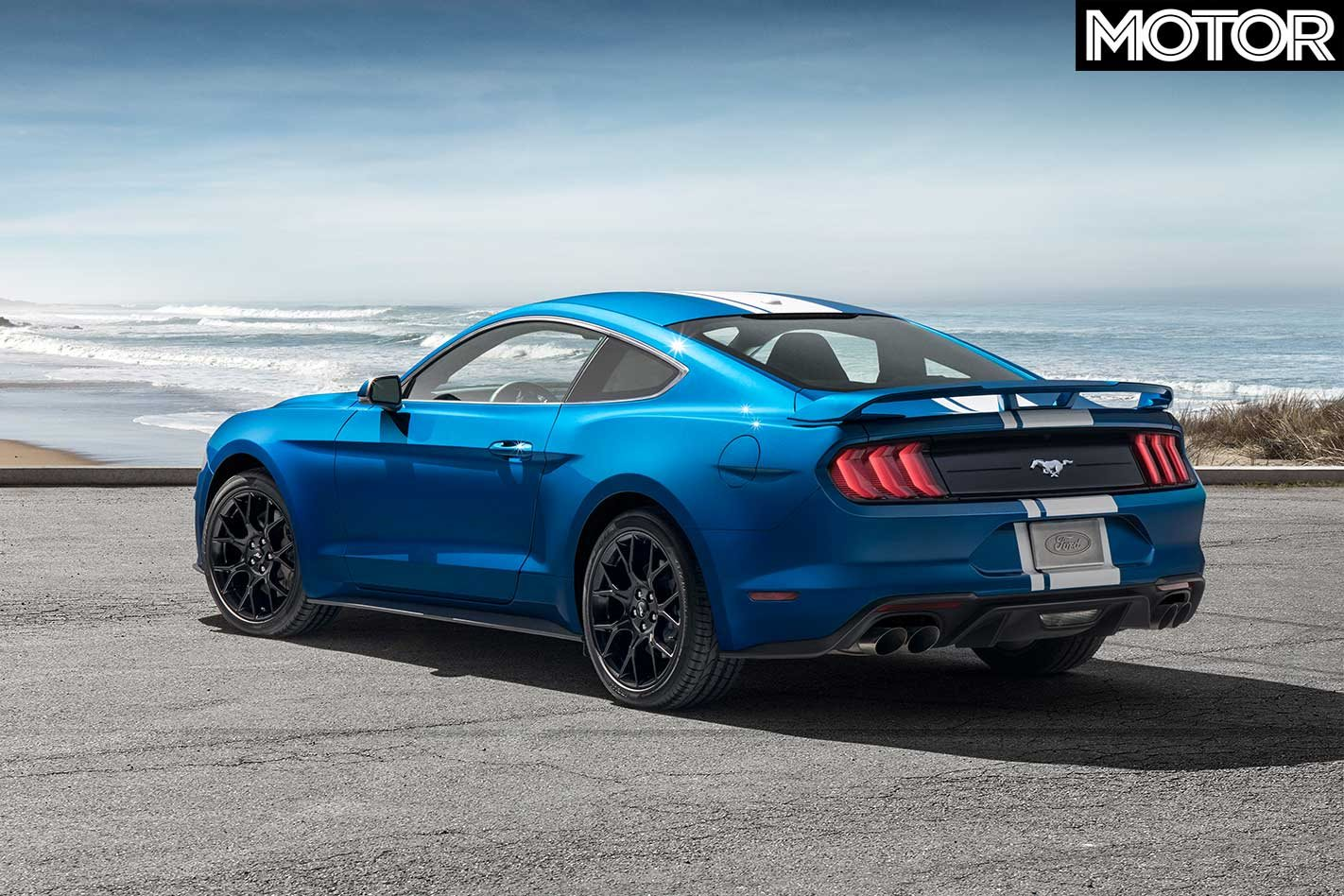 2019 ford mustang updated for australia