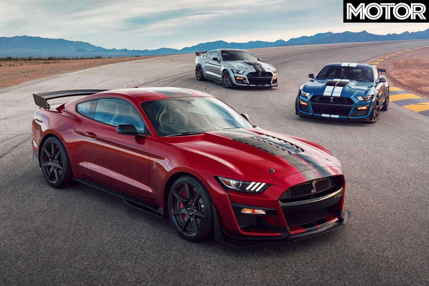 The previous rules made cars like the gt350 and gt500 out of bounds as they were still mustangs which is available in australia