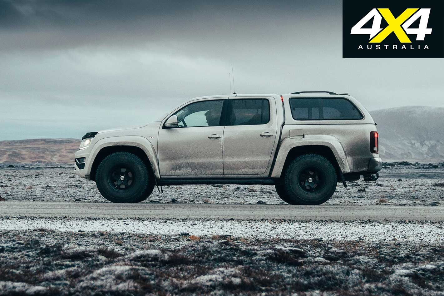 Volkswagen Amarok V6 Gets The Arctic Trucks Treatment