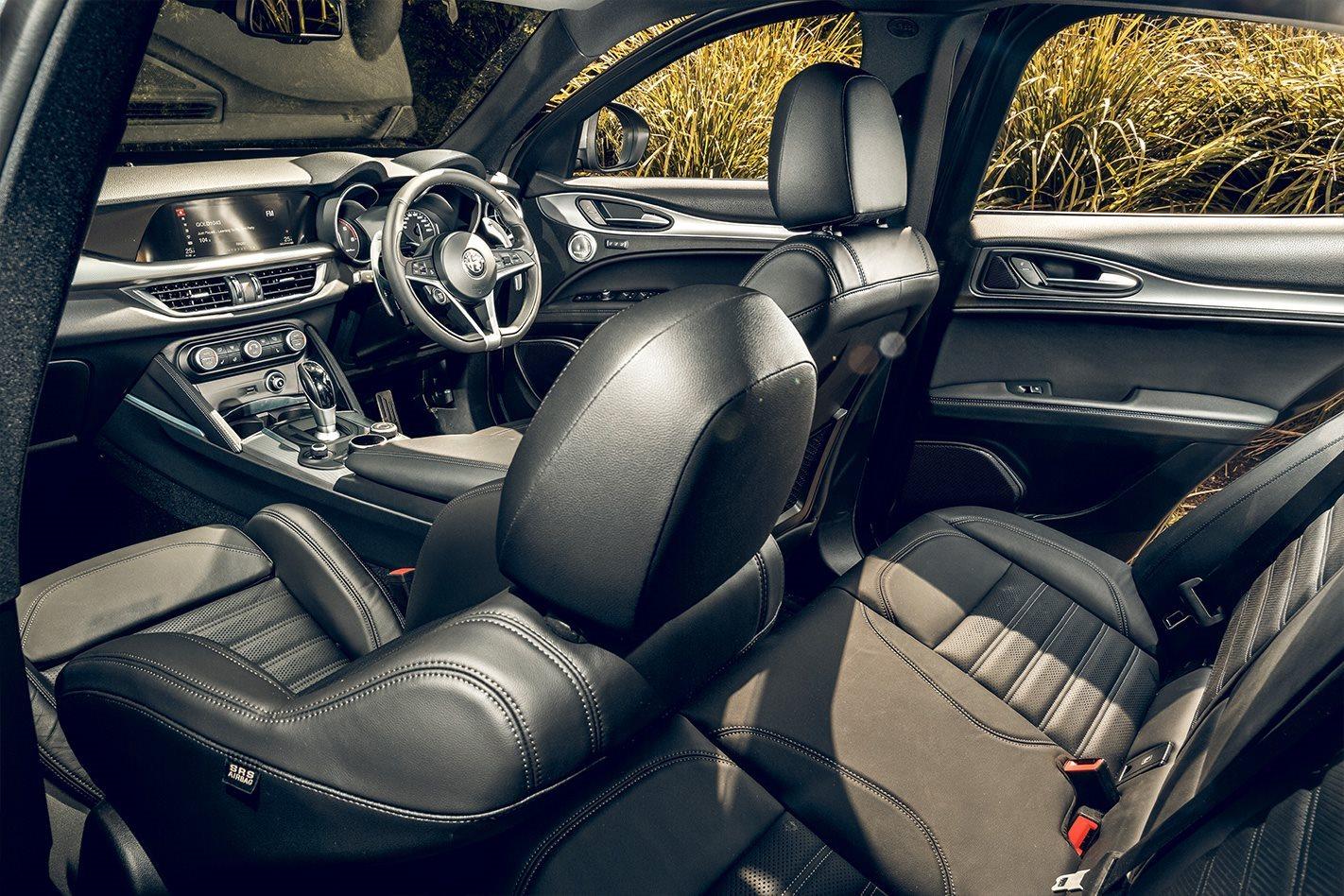 Whichcar Do You Live With 2018 Alfa Romeo Stelvio Diesel