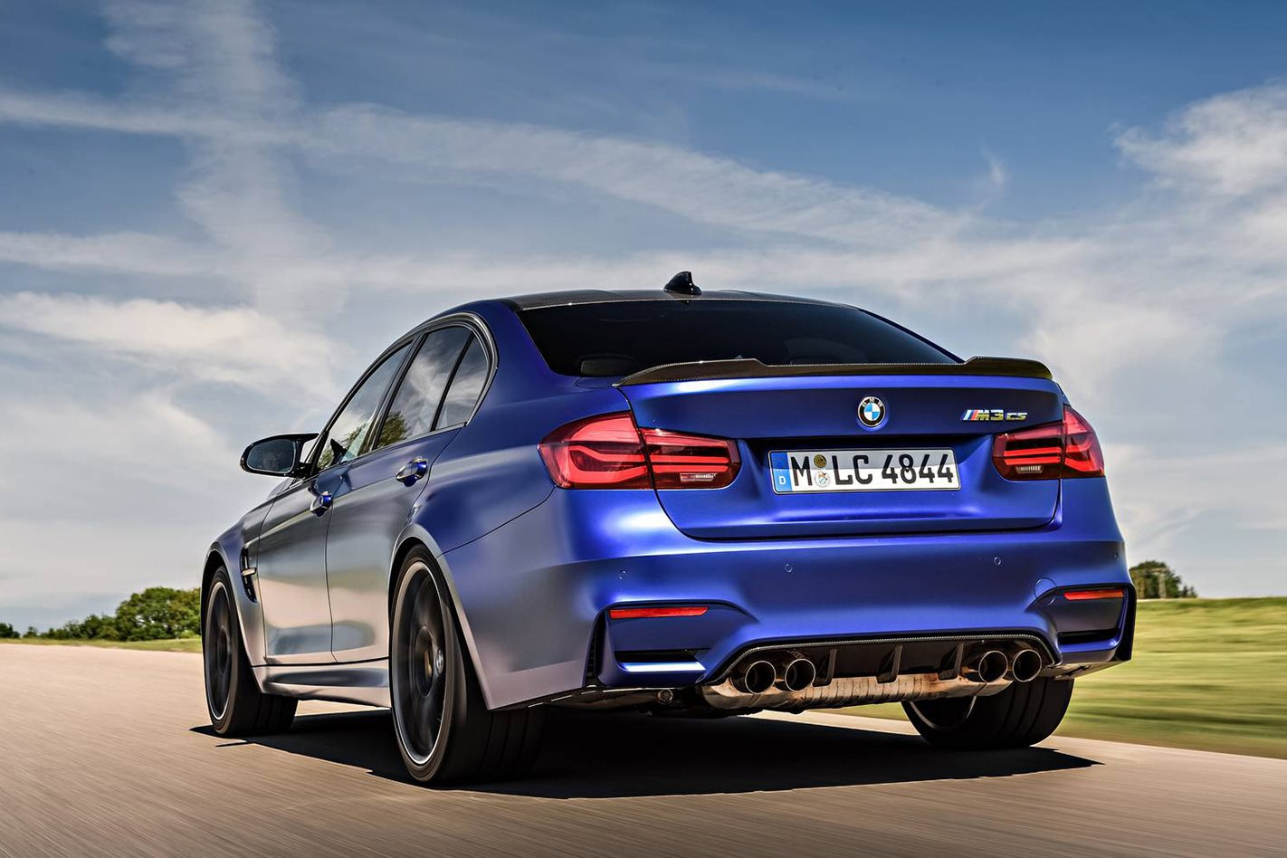 New Bmw M3 Rear Drive Manual Version Looks Set To Launch