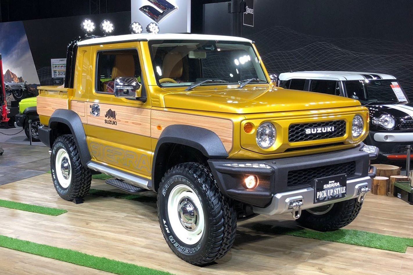 the suzuki jimny could become the world u2019s smallest  coolest ute