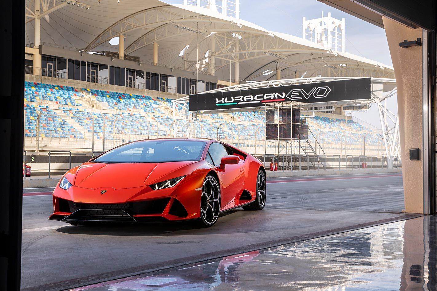 2019 Lamborghini Huracan Evo Price Features And