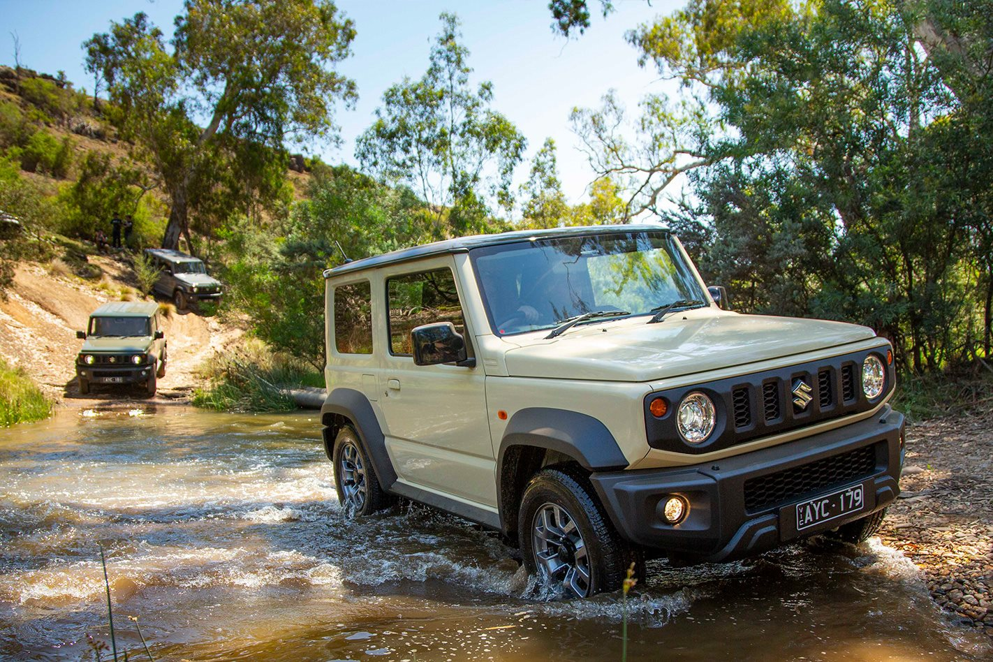 2019 suzuki jimny price and features. Black Bedroom Furniture Sets. Home Design Ideas