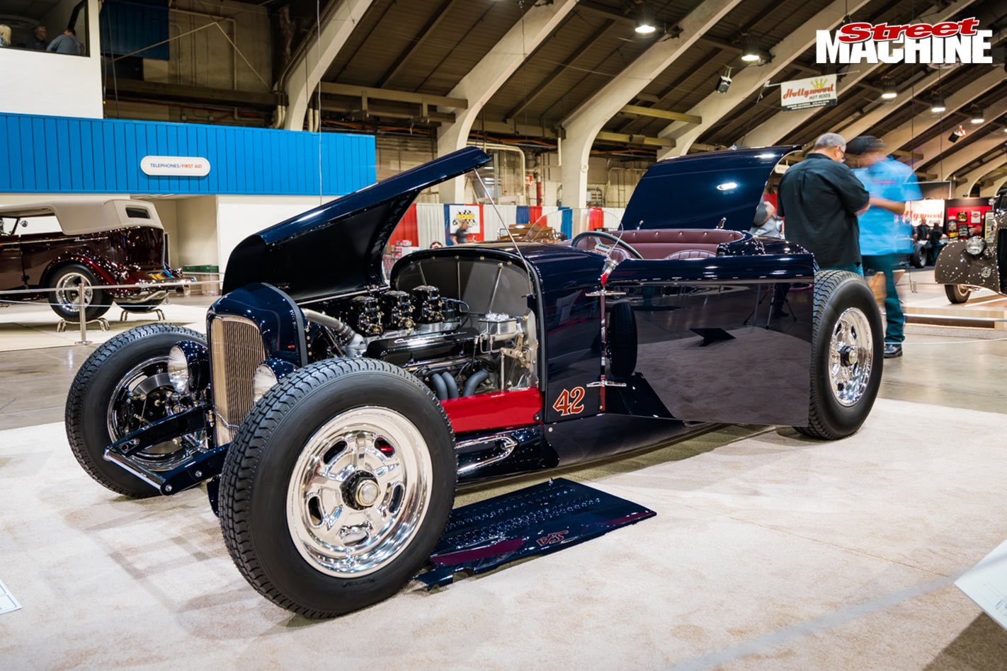 George Poteet's 1936 Ford roadster wins America's Most Beautiful