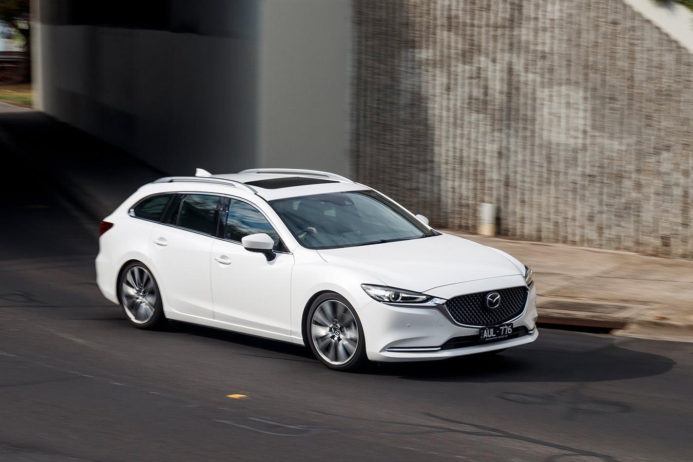 2018 Mazda 6 Atenza Wagon Long Term Review Part Three