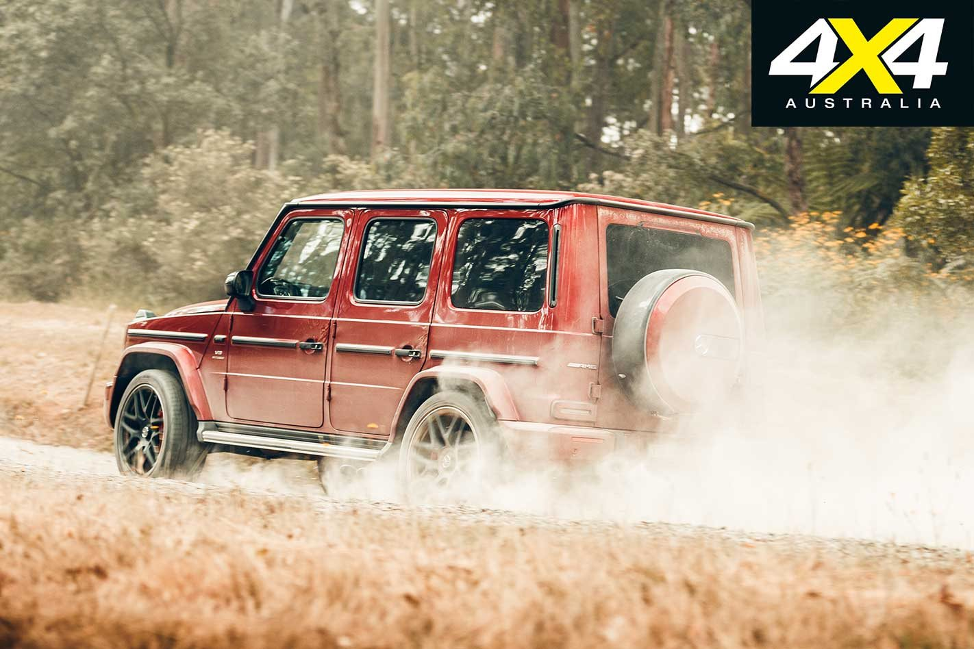 2019 Mercedes-AMG G63 first drive 4x4 review