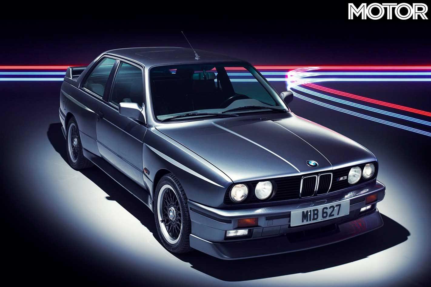 1986 Bmw E30 M3 Legend Series