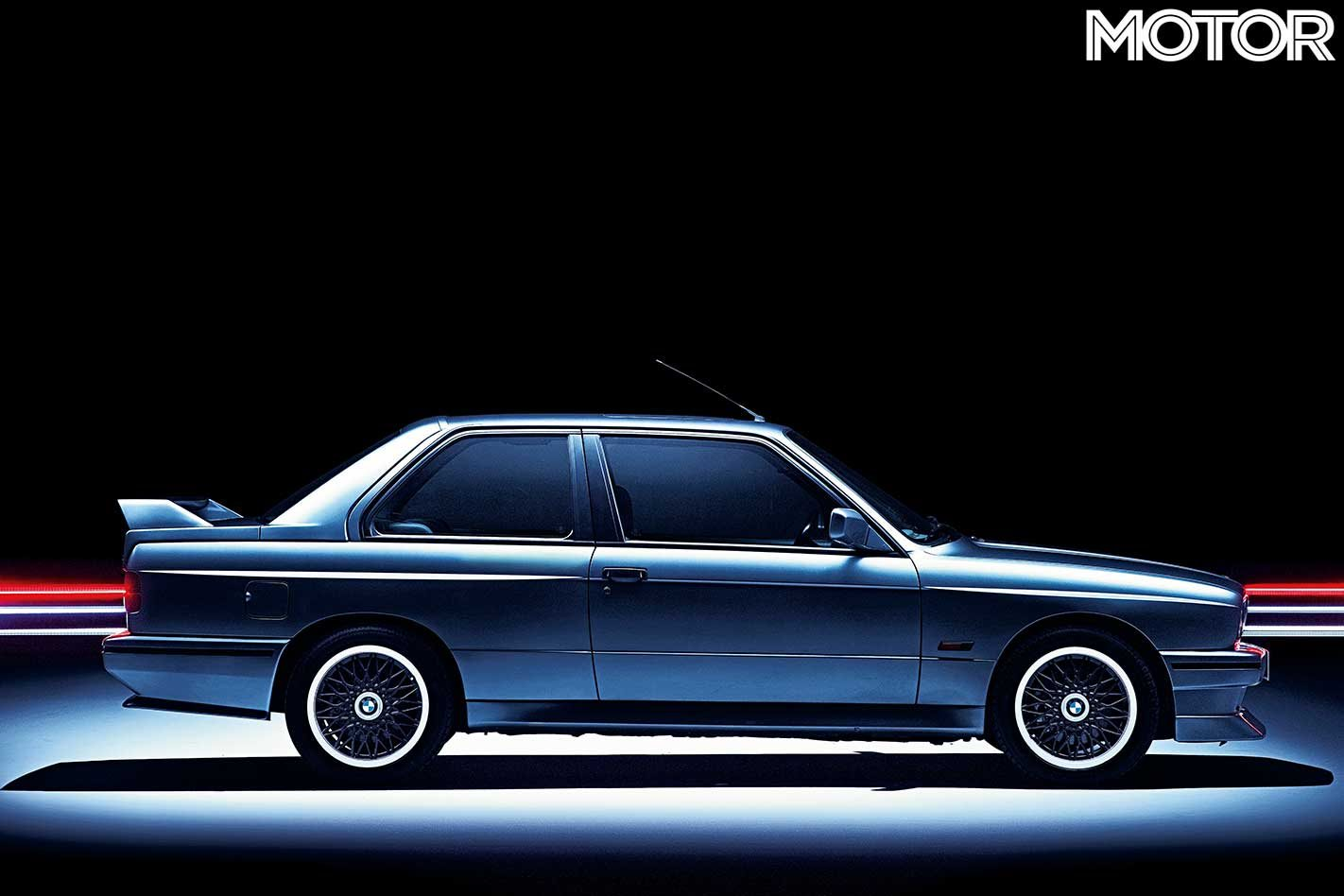 1986 Bmw E30 M3 Legend Series