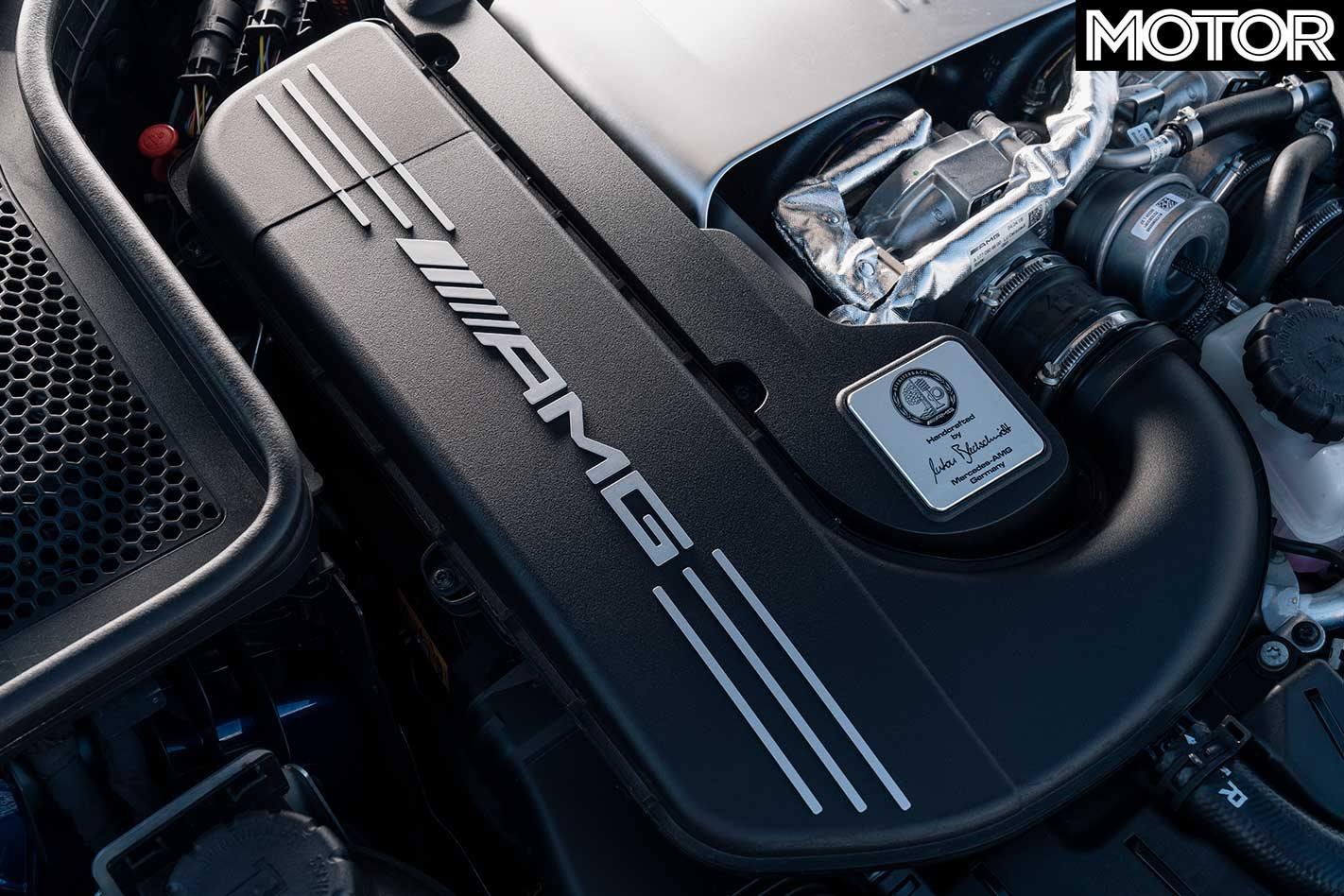 2019 Mercedes-AMG C63 S sedan performance review