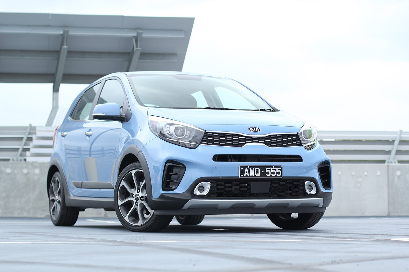 Kia Picanto X-Line Australian Open Edition quick review