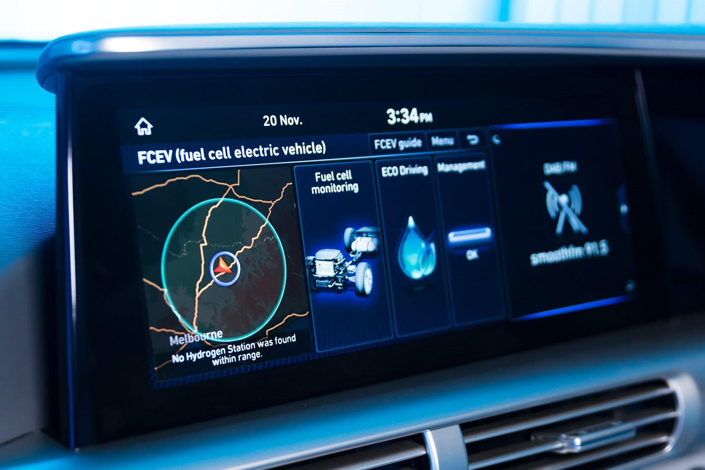 2019 Hyundai Nexo review: The hydrogen bombshell