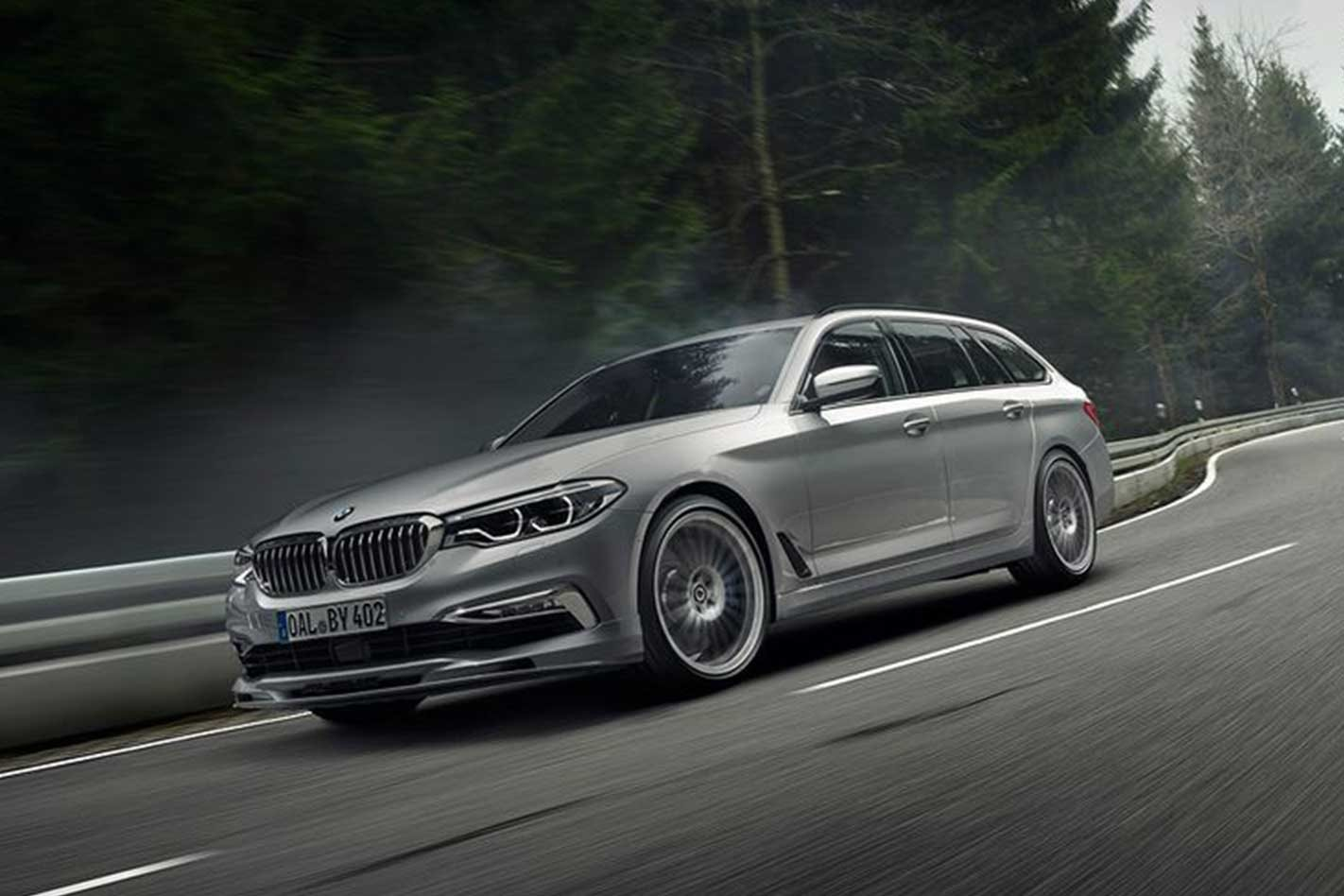 2019 Alpina B5 Touring Headed To Australia