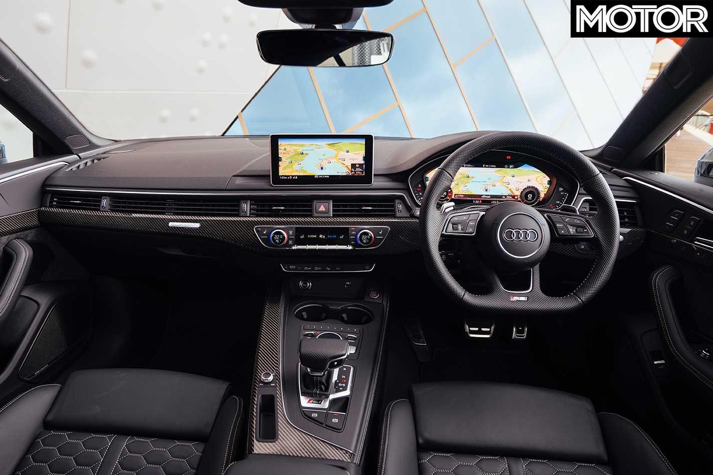 2019 Audi Rs5 Sportback Review Motor