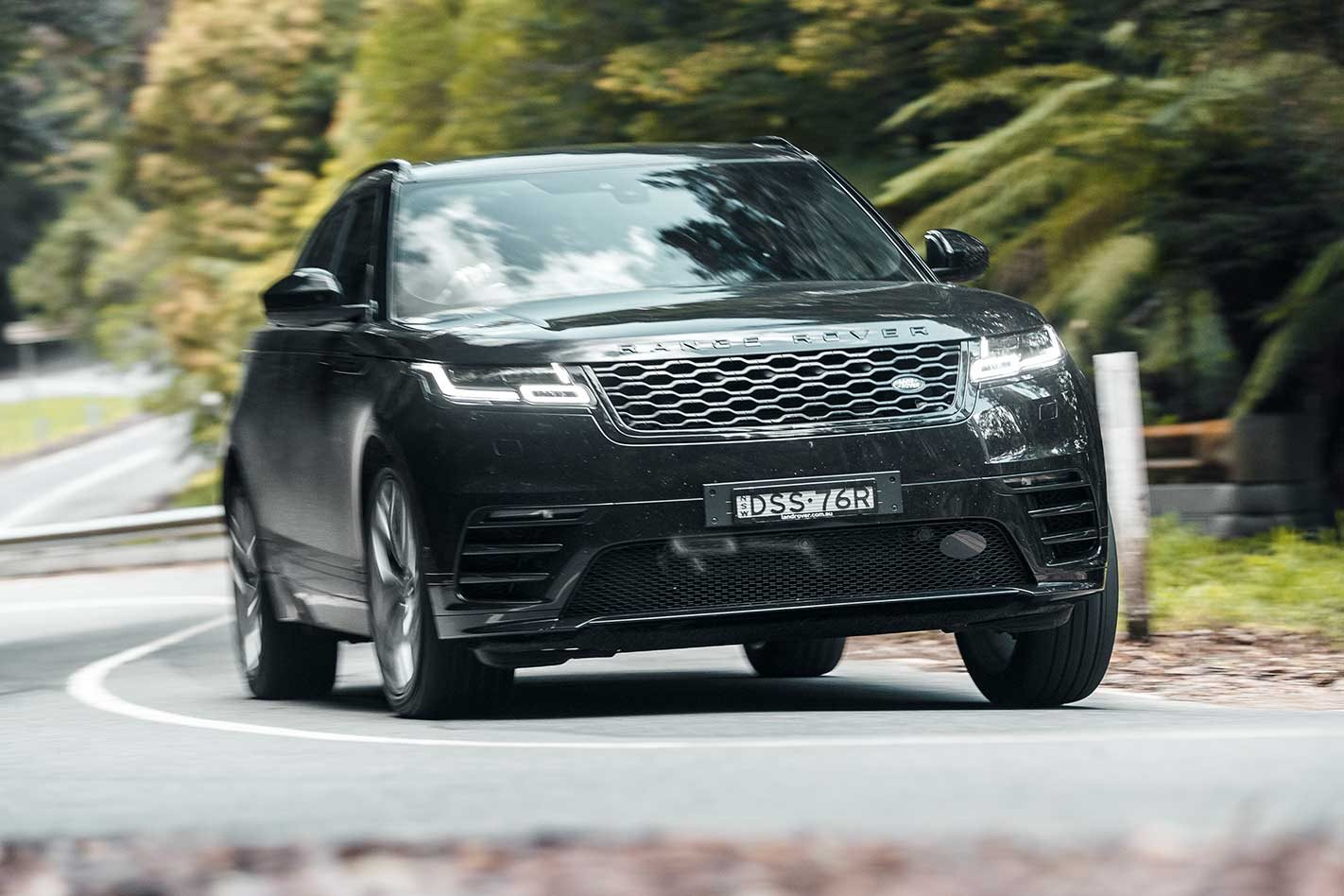 2019 Range Rover Velar SVR: News, Specs, Price >> 2019 Range Rover Velar P380 Performance Review