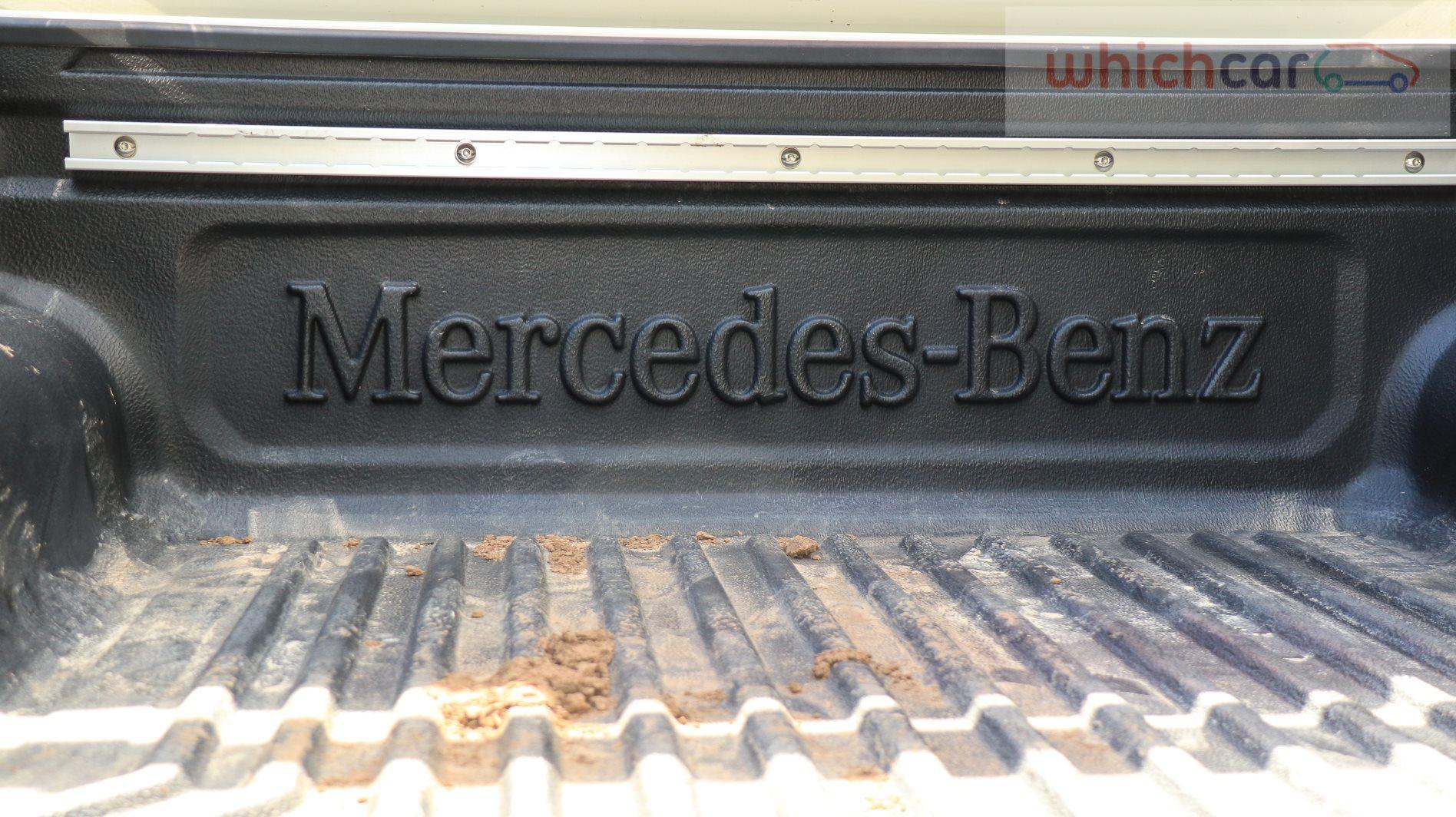 2019 Mercedes-Benz X-Class