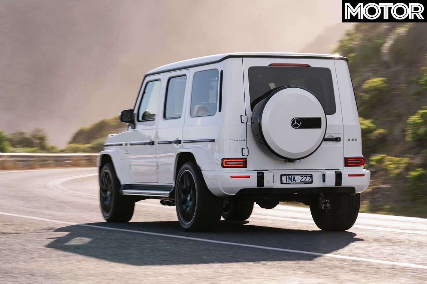 2019 Mercedes-AMG G63 performance review