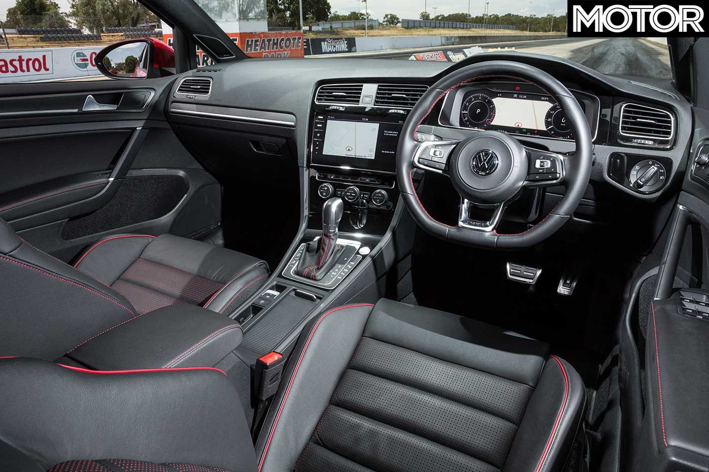 2019 Volkswagen Golf Gti Review Motor
