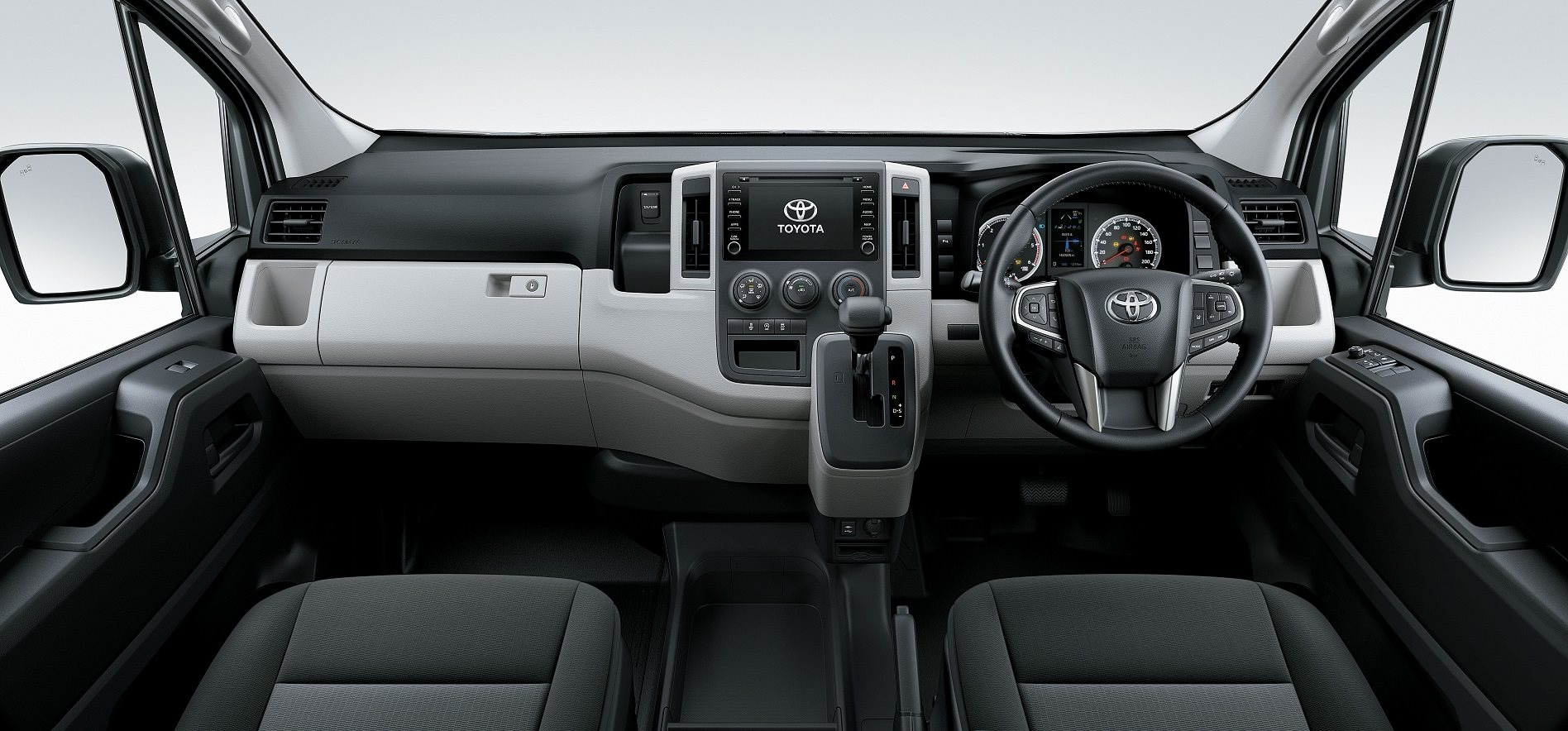 2020 Toyota Hiace Officially Revealed