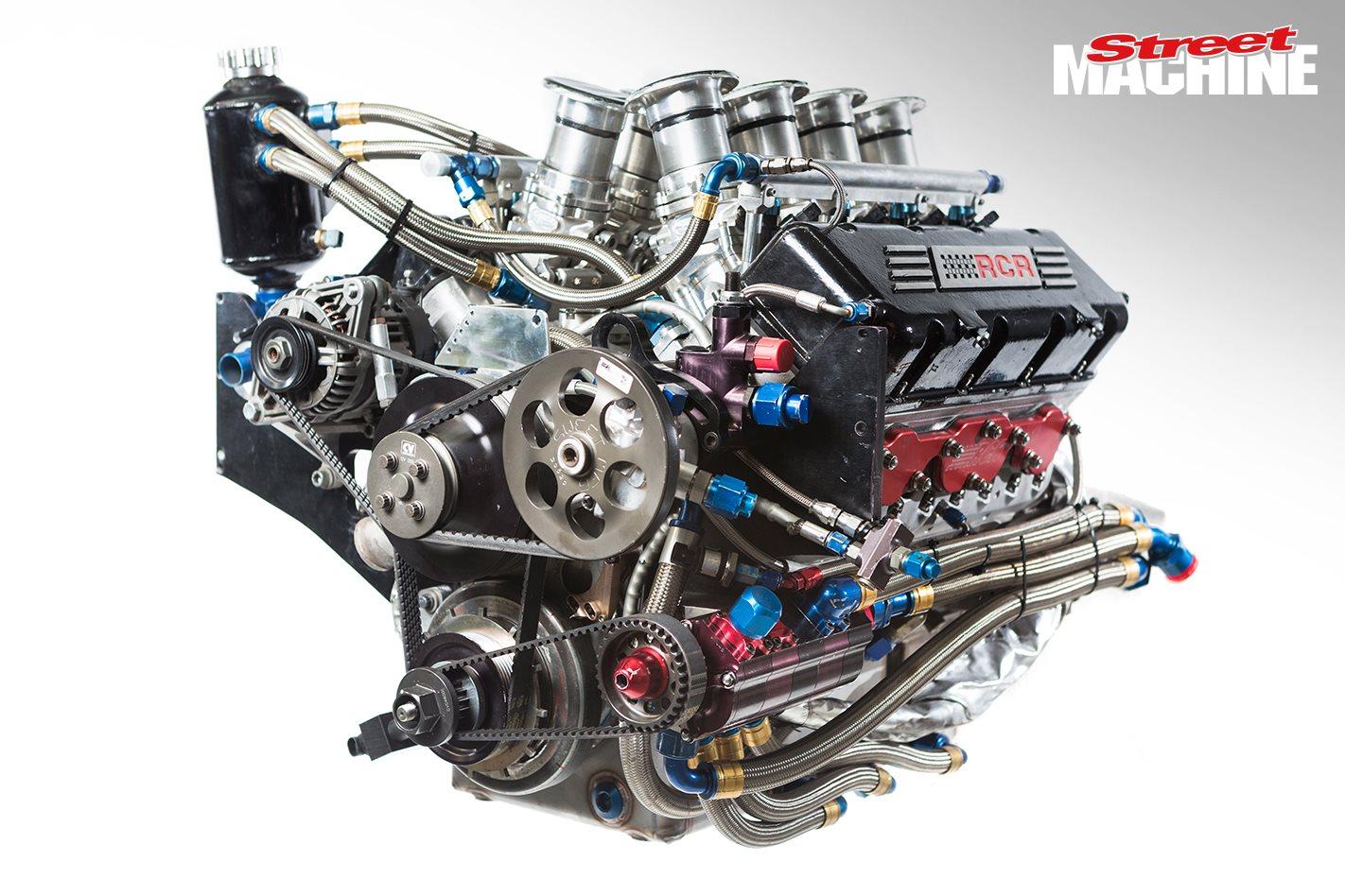 Nascar Engine Specs >> 800hp 356ci Gm Nascar Engine