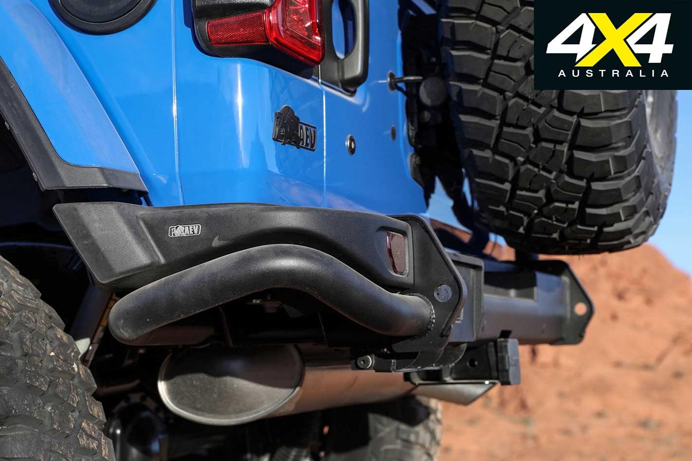 Custom AEV Jeep JL Wrangler review