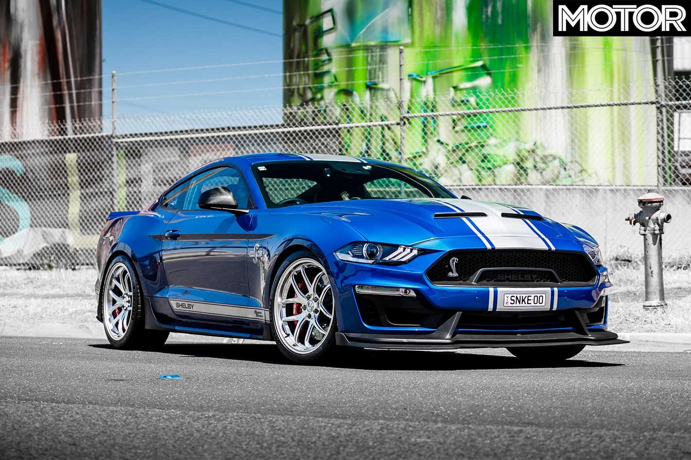 2019 shelby super snake performance review