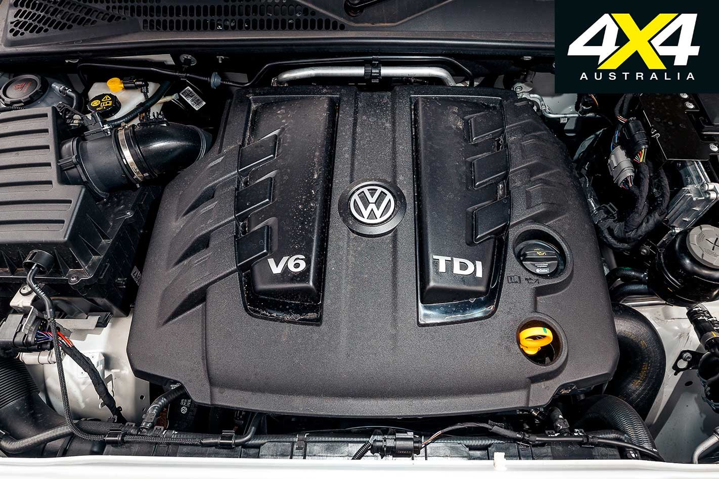 Volkswagen Amarok V6 Core review: 4x4 of the Year 2019