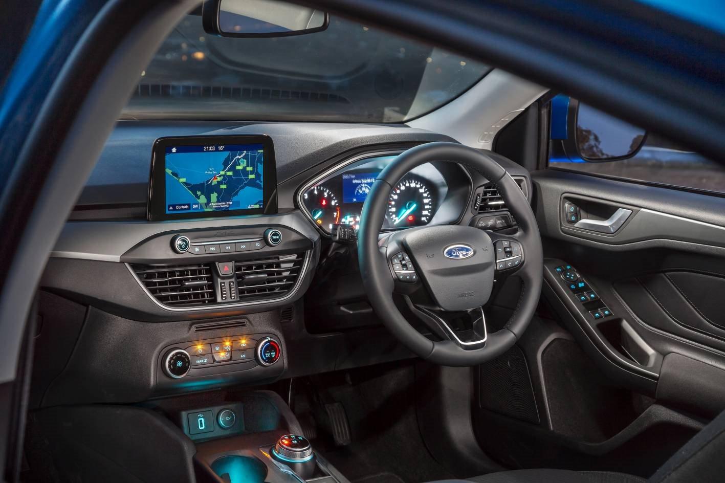 Ford Focus V Hyundai I30 Comparison Australia