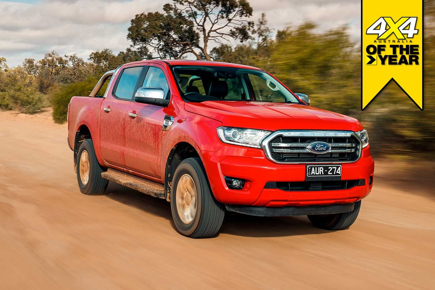 Ford Ranger Xlt Review 4x4 Of The Year 2019