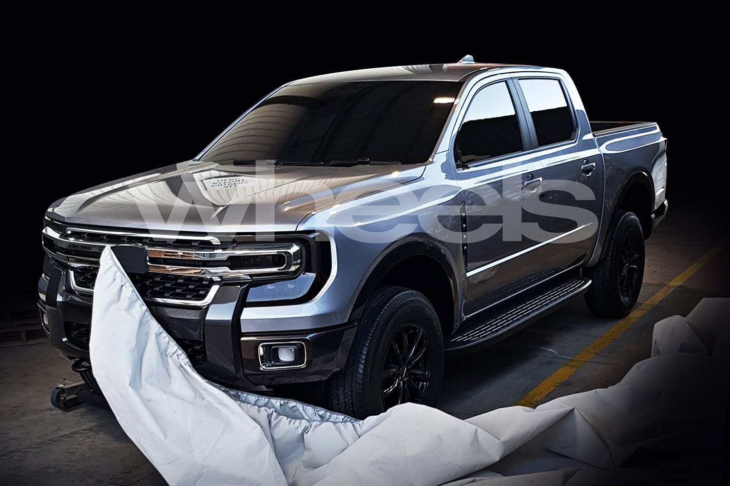 2021 Ford Ranger: this is definitely it