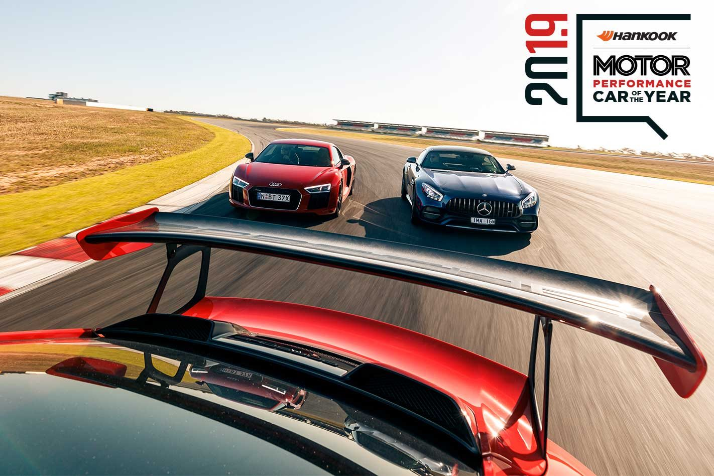 Performance Car of the Year 2019: Track test