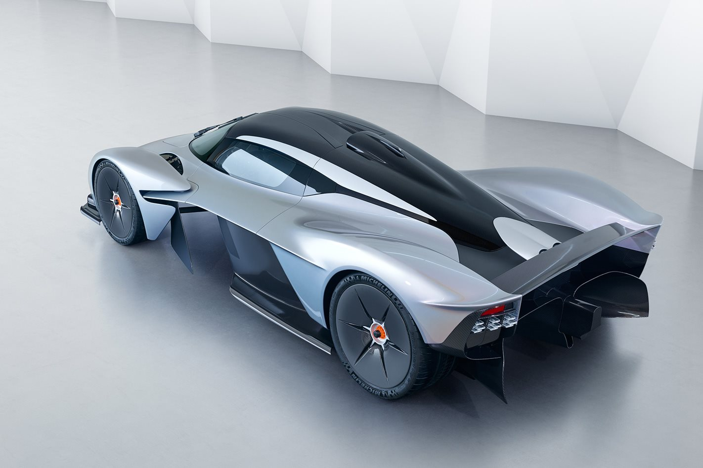 Forget Turbos This Is Perfection Aston Martin Valkyrie S 735kw Heart