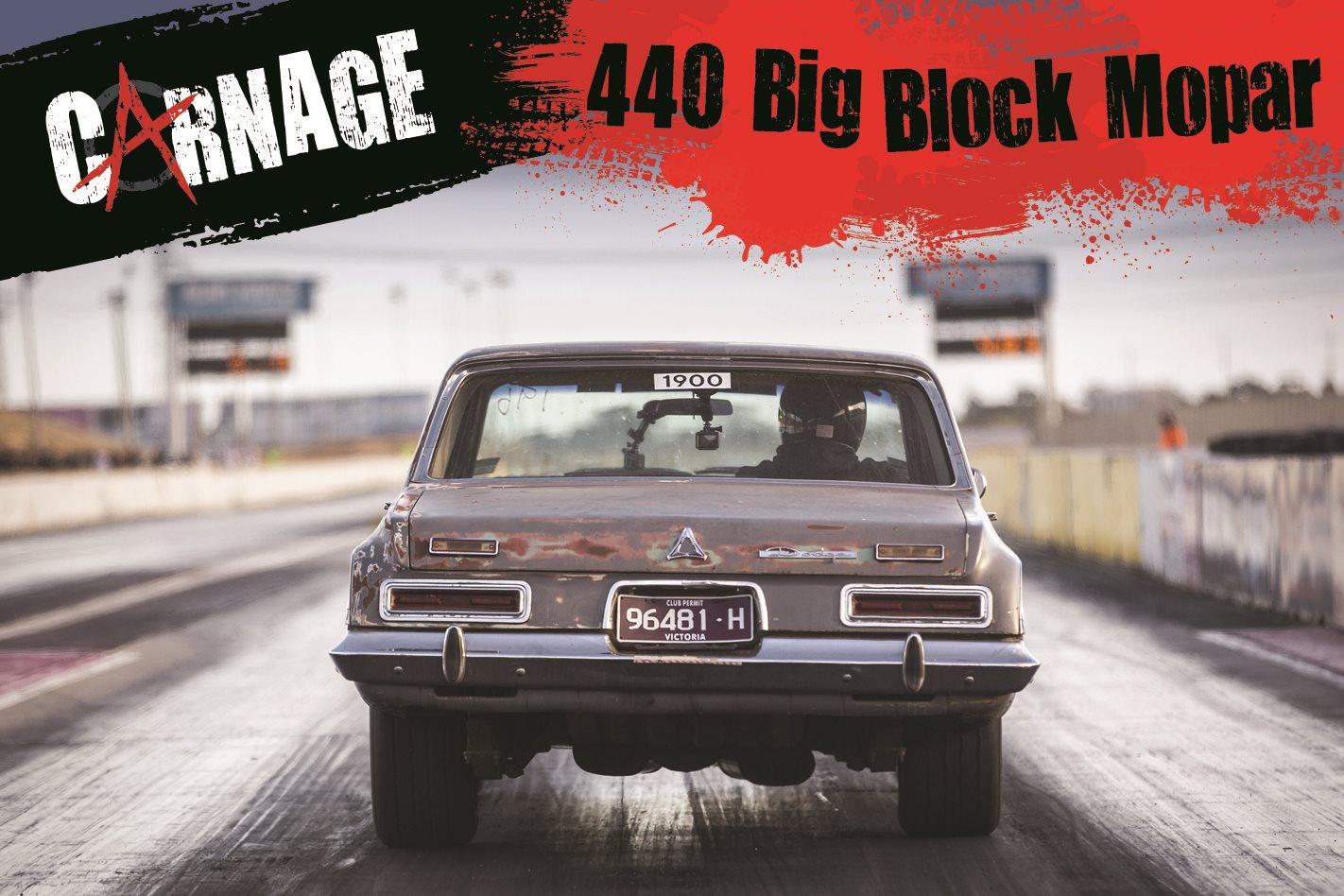 Mr Dodgey 440-powered 1963 Dodge Phoenix Part Five – Carnage