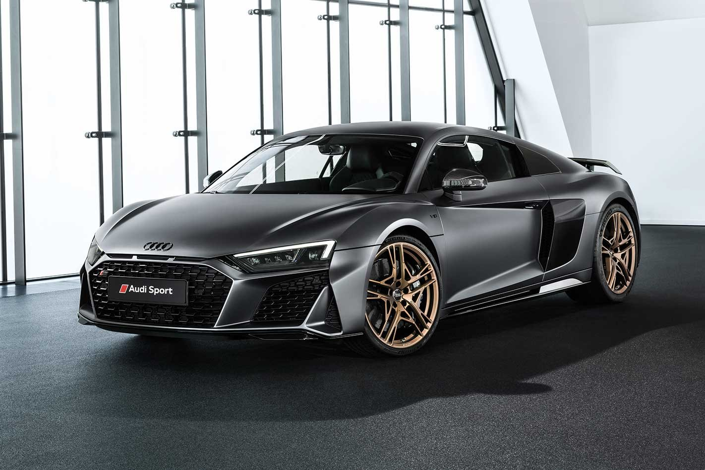 Kelebihan Audi R8 V10 2019 Tangguh