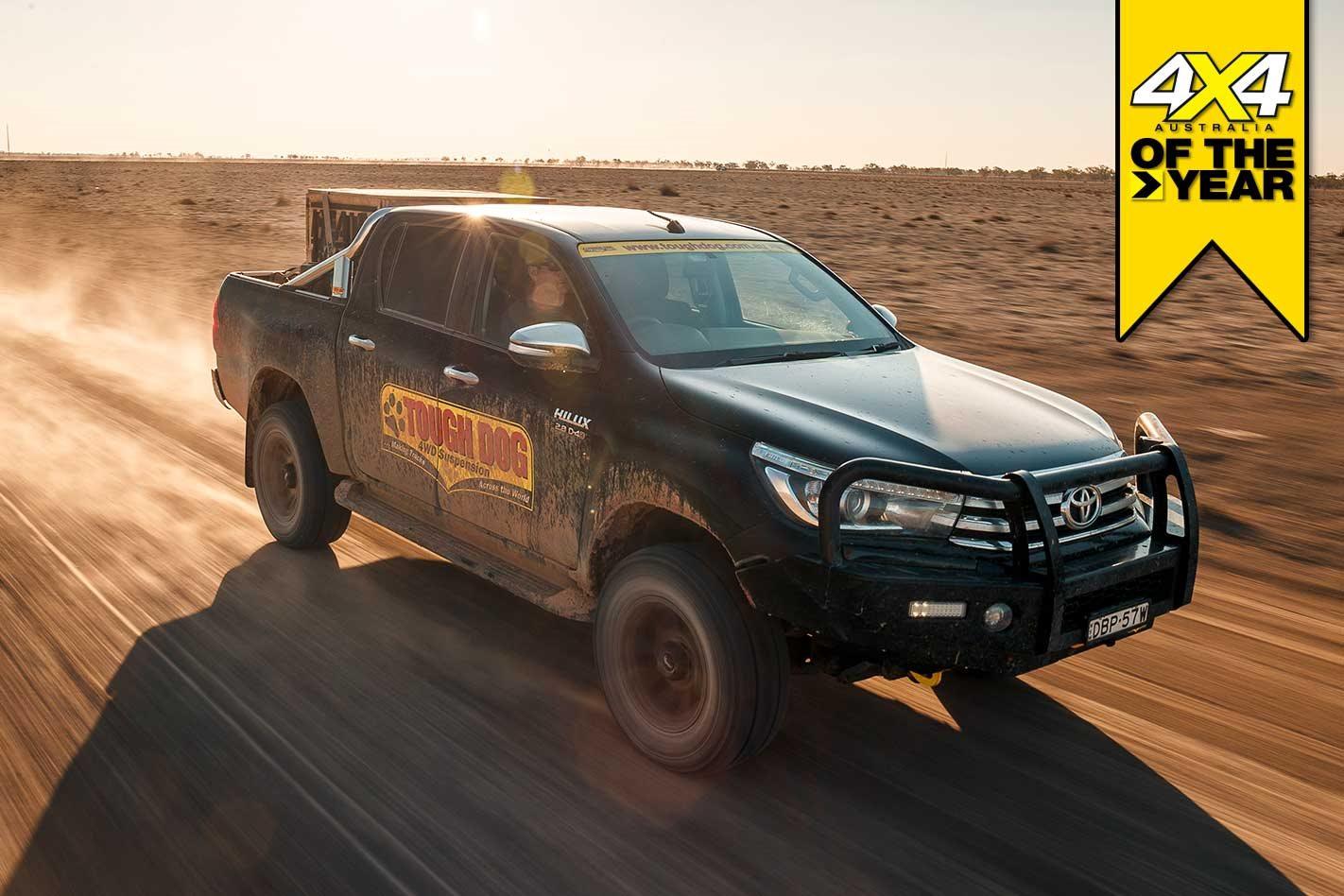 Kelebihan Toyota Hilux Offroad Review