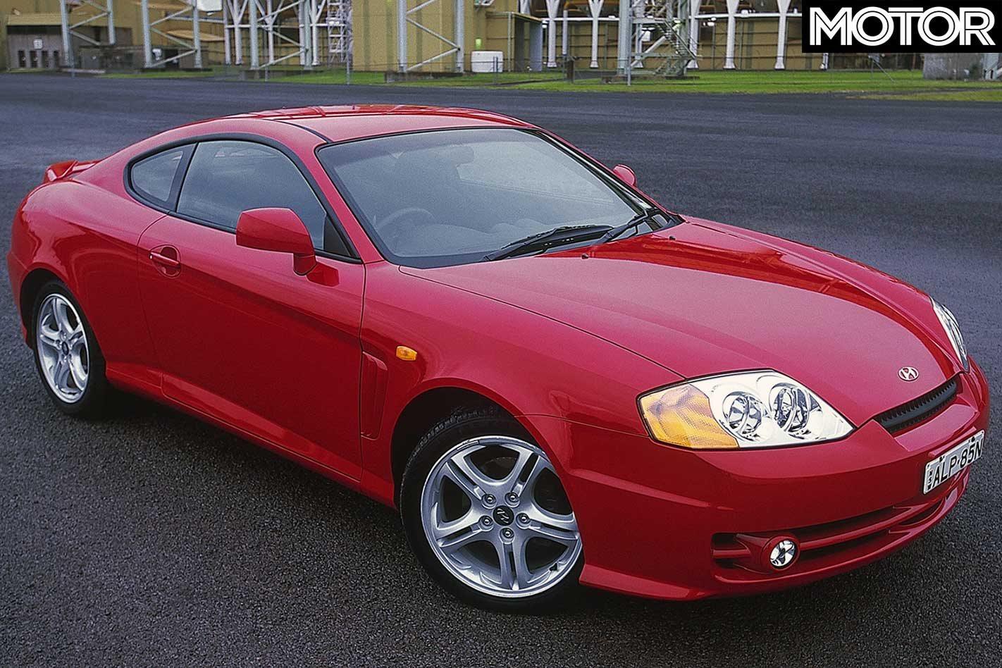 2002 Hyundai Tiburon V6 Review  Classic Motor