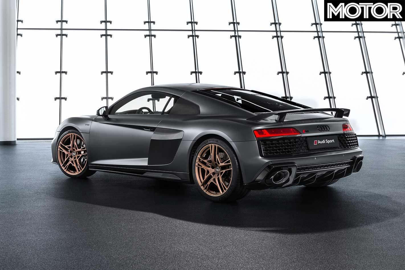 2019 Audi R8 V10 Decennium Celebrates Decade Of Audi V10